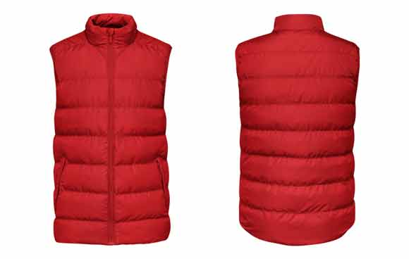 good winter men's vest