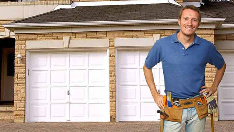 How to Align Garage Door Tracks