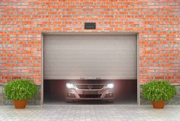 How to Replace Garage Door Springs And Cables