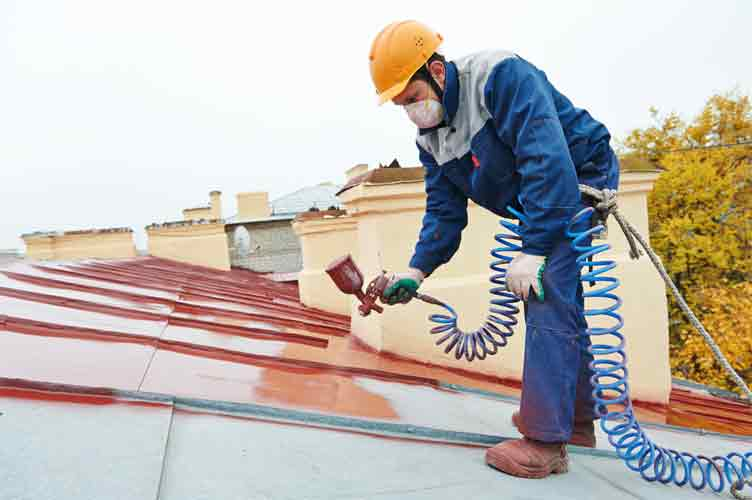 How Long Does Roof Paint Last