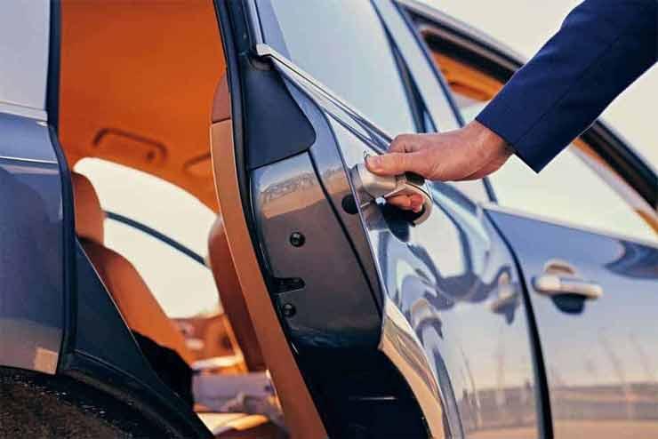 How to get a Broken key Out of a Car Door Lock