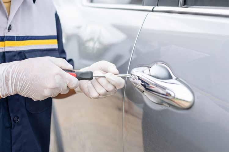 What is Power Door Locks in Car