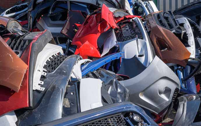 Overview of Recycling Used Auto Parts